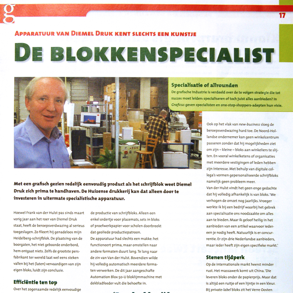 Blocx in Graficus – De Blokkenspecialist