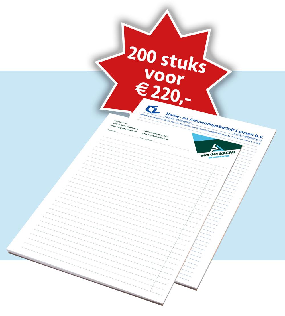 schrijfblokken_A4_vanaf_220_euro
